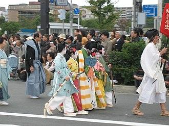 Jidai Matsuri - Image: Jidai Festival