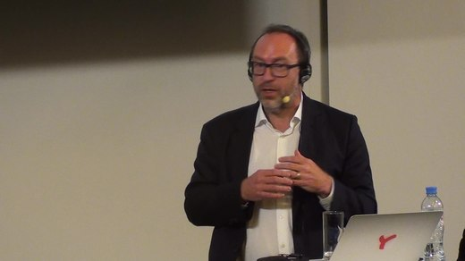 Файл:Jimmy Wales in Moscow 2016-09-14 video 05.ogv