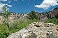 Joe Lott Tuff & Sevier River Formation (Joe Lott Creek Canyon, Tushar Mountains, Utah, USA) 3.jpg