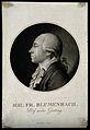 Johann Friedrich Blumenbach. Mezzotint by F. E. Haid. Wellcome V0000601.jpg