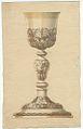 Johann Friedrich Boden, Projet de ciboire.jpg