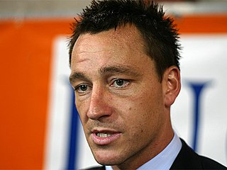 John Terry English association football player