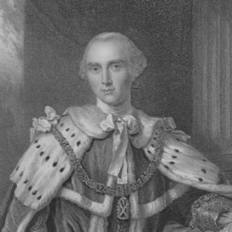 George Grenville - Lord Bute, Prime Minister between 1762 and 1763, under whom Grenville served and who he later succeeded