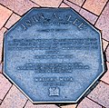 John A. Lee memorial plaque in Dunedin.jpg