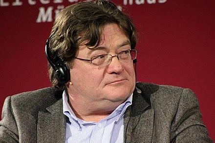 John Burnside – Wikipédia, a enciclopédia livre