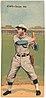 John Evers-Frank Chance, Chicago Cubs, baseball card portrait LCCN2007683863.jpg
