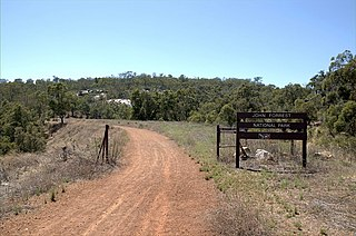 John Forrest National Park Protected area in Western Australia