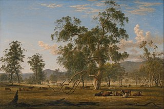 Patterdale landscape with cattle