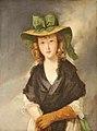 John Hoppner (1758-1810) (after) - Princess Mary (1776–1857), Later the Duchess of Gloucester, as a Girl - 1298315 - National Trust.jpg