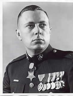 John J. McGinty III Marine Corps Medal of Honor recipient