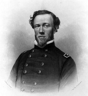 Battle of Powder River - Brevet Major General, Colonel Joseph Jones Reynolds