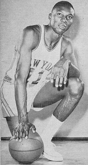 Johnny Green (basketball) - Green, circa 1964