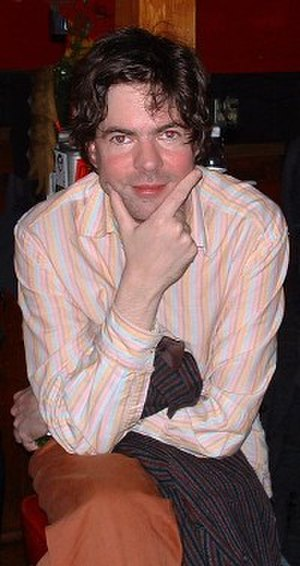 Jon Brion - Brion at The Sunset Tavern in Seattle, September 2004 Photo by Nadja Dee Witherbee