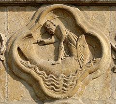 Jonas Façade cathédrale d'Amiens 190908