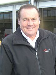 Alan Jones w 2007 roku