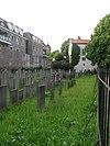 foto van Israëlitische begraafplaats