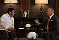 Jordan's King Abdullah II and Philippine President Rodrigo Duterte 17.jpg