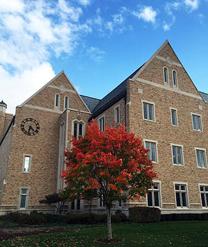 Notre Dame College of Science - Image: Jordan Hall