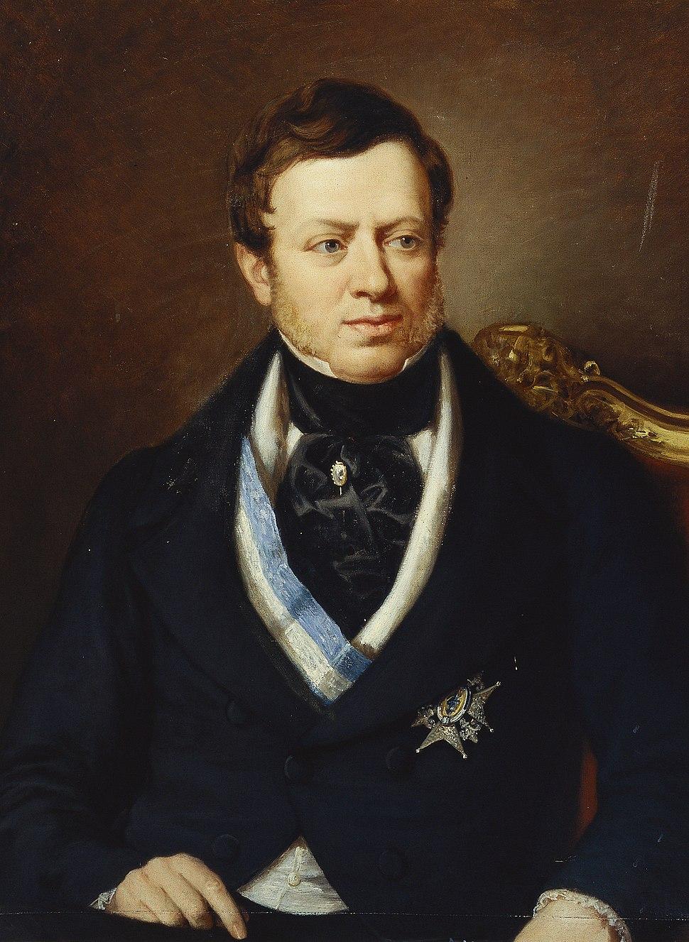 José María Queipo de Llano, conde de Toreno (Museo del Prado)
