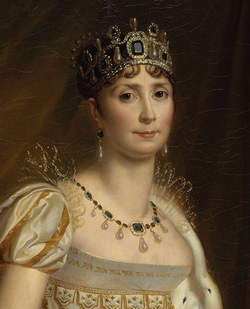 Josephine Beauharnais, Empress of the French