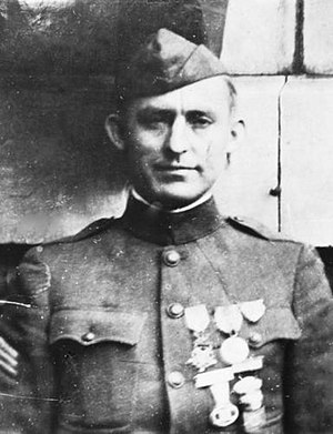 Joseph B. Adkison - Medal of Honor recipient
