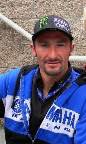 Josh Hayes - Josh Hayes at Infineon Raceway, 2011