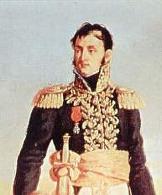 Causes of the May Revolution - Joseph Bonaparte