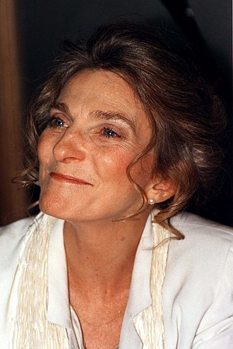 Judy Collins - Collins at a book signing in 1995