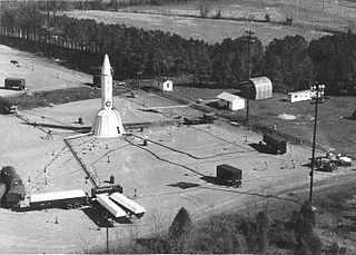 PGM-19 Jupiter ballistic missile