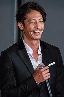Hiroshi Tamaki Japanese actor