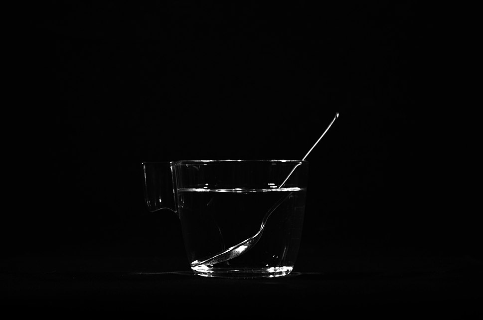Just a refraction