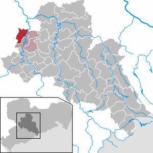 Königsfeld, Saxony - Image: Königsfeld in FG