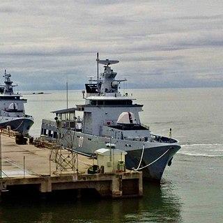 KDB Darulehsan Darussalam-class Offshore Patrol Vessels