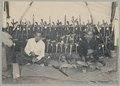 KITLV - 10844 - Kurkdjian - Soerabaja - Javanese kris smiths at the pasar malam in Surabaya - 1905-1906.tif