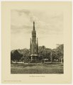 KITLV - 29350 - Demmeni, J. - Michiels Monument at Padang - circa 1910.tif