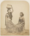KITLV 10022 - Isidore van Kinsbergen - Two women from the people - 1865.tif