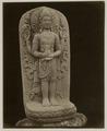 KITLV 28246 - Isidore van Kinsbergen - Sculpture of a four-armed figure at the residency in Kediri - 1866-12-1867-01.tif