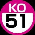 KO-51 station number.png