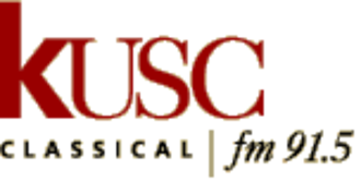 KPSC (FM) - Image: KUSC FM