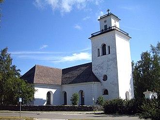 Kokkola - Kaarlela church