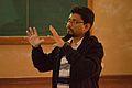 Kalyan Sarkar - Wikipedia Lecture - Bhaskaracharya Hall - Indian Institute of Technology - Kharagpur - West Midnapore 2015-01-24 5037.JPG