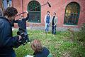 Kambiz Hosseini and Saman Arbabi - PopTech 2011 - Camden Maine USA 5.jpg