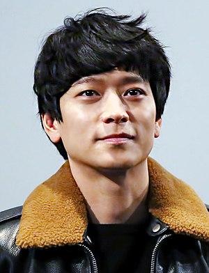 Gang Dong-won - Image: Kang Dong won in Feb 2016
