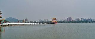 Lotus Pond, Kaohsiung lake