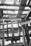 kap interieur tijdens restauratie - sittard - 20200291 - rce