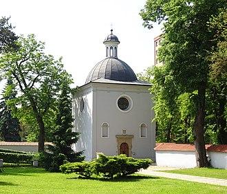 Prądnik Czerwony - Historic Chapel of St. John the Baptist