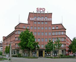 Karl Bröger Haus Nürnberg