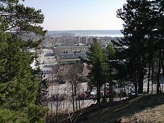 Karlskoga Place in Värmland, Sweden