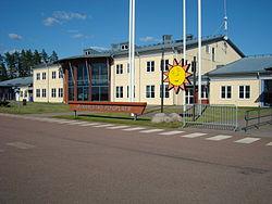 Karlstad lufthavn.   JPG