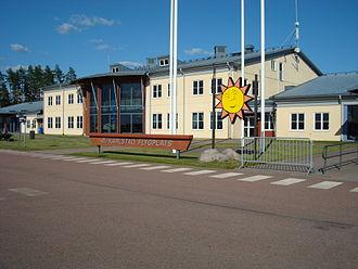 Karlstad Airport - Image: Karlstad flygplats